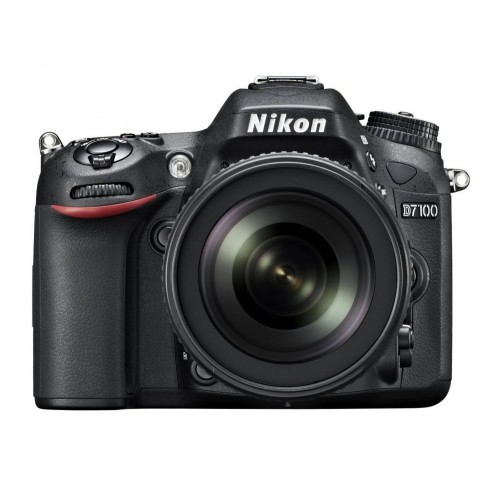 Nikon D7100 Body Only - 24.1 MP, SLR Camera (Black)