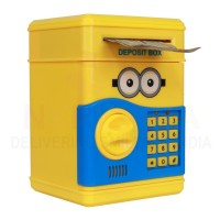 Minion ATM Piggy Bank with Smart Electronic Lock