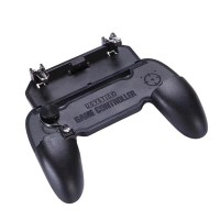 W11 All in One PUBG Mobile Game Controller PUBG Gamepad Joystick Metal L1 R1 Trigger For Game