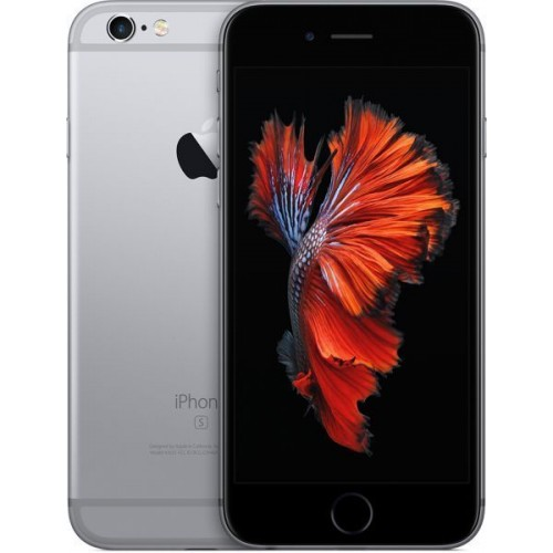 Apple iPhone 6S - 32GB, 4G LTE, with FaceTime  (Space Gray)