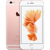Apple iPhone 6S - 16GB, 4G LTE, with FaceTime (Rose Gold)