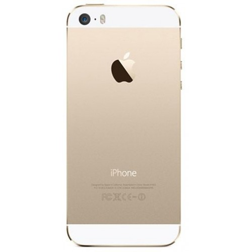 Apple iPhone 5S, 16GB, 4G LTE with FaceTime [Gold]