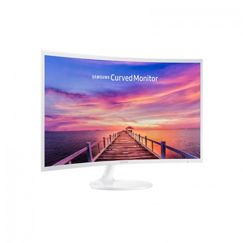 "SAMSUNG 32"" LC32F391FWM CURVED LED MONITOR MONITOR"