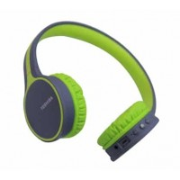 Toshiba RZE-BT180H Headphones Wireless-and-Wired Green