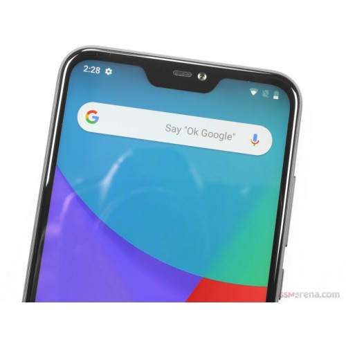 Xiaomi Mi A2 Lite Dual Sim , Dual Camera, - 64GB, 4GB RAM, 4G LTE, Black [Global version]