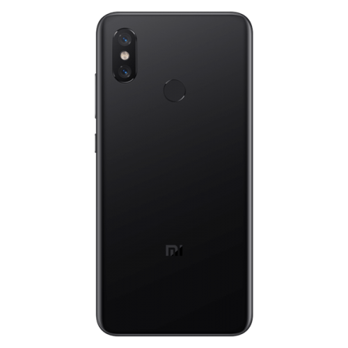 Xiaomi Mi 8, Dual Sim, Dual Camera, - 64GB, 6GB RAM, 4G LTE, Black - International Version
