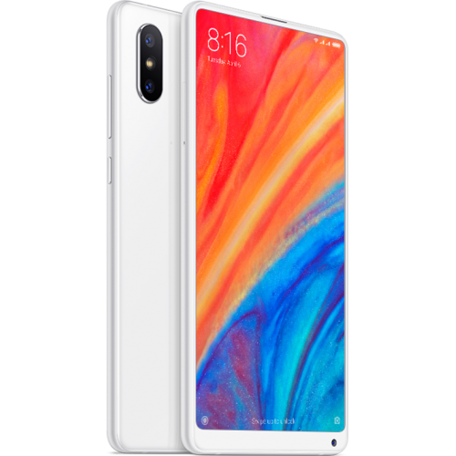 Xiaomi Mi Mix 2s, Dual Sim, Dual Camera, - 64GB, 6GB RAM, 4G LTE, White [Global version]
