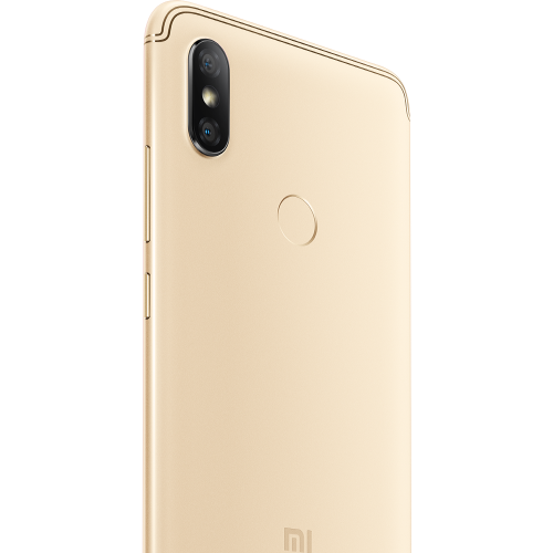 Xiaomi Redmi S2 Dual Sim , Dual Camera, - 64GB, 4GB RAM, 4G LTE, Gold [International version]