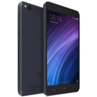 Xiaomi Redmi 4A Dual Sim - 16GB, 2GB RAM, 4G LTE, Grey - International Version
