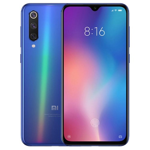 Xiaomi Mi 9 SE, Dual Sim, Dual Camera, - 128GB, 6GB RAM, 4G LTE, Blue - International Version