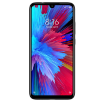 Xiaomi Redmi Note 7, Dual Sim, Dual Camera, - 64GB, 4GB RAM, 4G LTE, Black - International Version