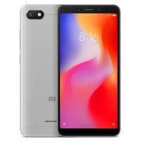 Xiaomi Redmi 6A Dual Sim, 16GB, 2GB RAM, 4G LTE, Grey [International version]