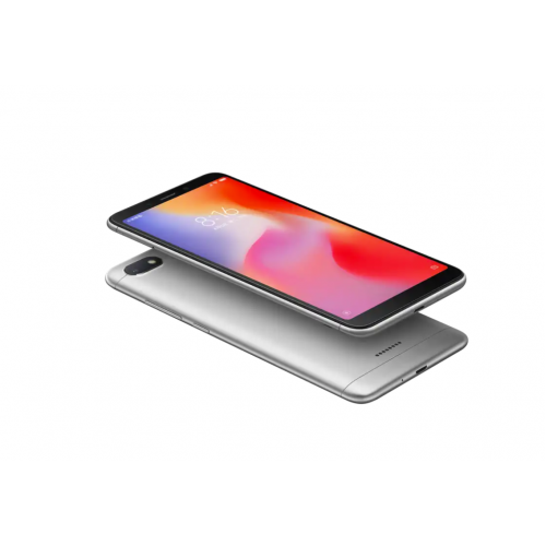 Xiaomi Redmi 6A Dual Sim, 32GB, 3GB RAM, 4G LTE, Grey [International version]
