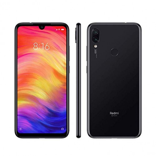 Xiaomi Redmi 7, Dual Sim, Dual Camera, - 16GB, 2GB RAM, 4G LTE, Black - International Version