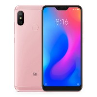 Xiaomi Redmi Note 6 Pro, Dual Sim, Dual Camera, - 32GB, 3GB RAM, 4G LTE, Pink - International Version
