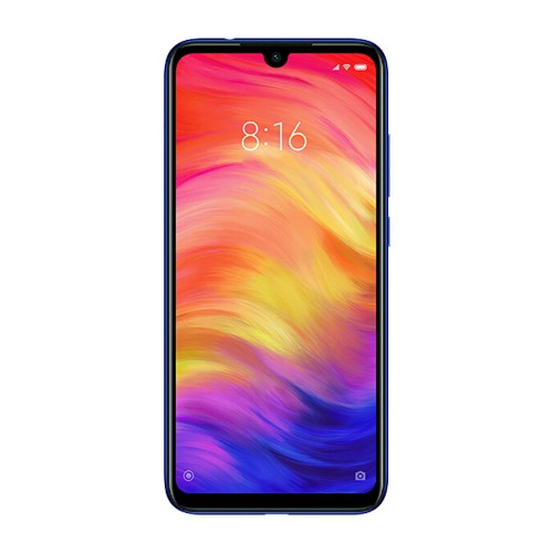 Xiaomi Redmi 7, Dual Sim, Dual Camera, - 64GB, 3GB RAM, 4G LTE, Blue - International Version