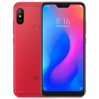 Xiaomi Redmi Note 6 Pro, Dual Sim, Dual Camera, - 64GB, 4GB RAM, 4G LTE, Red - International Version