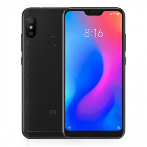 Xiaomi Redmi Note 6 Pro, Dual Sim, Dual Camera, - 64GB, 4GB RAM, 4G LTE, Black - International Version