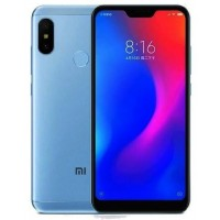 Xiaomi Redmi Note 6 Pro, Dual Sim, Dual Camera, - 64GB, 4GB RAM, 4G LTE, Blue - International Version