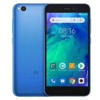 Xiaomi Redmi Go Dual SIM - 16GB, 1GB RAM, 4G LTE, Blue - Global Version